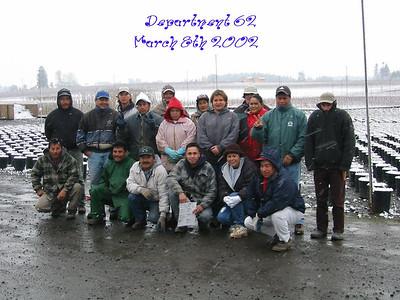 Crew, March 8th 2002