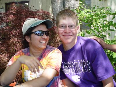 Rupa & Curtis - May 24th 2007