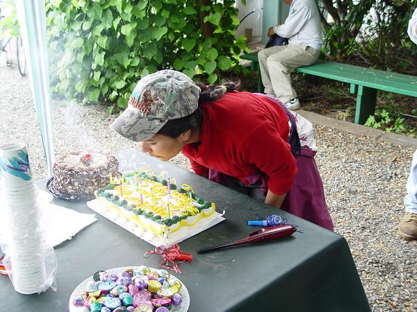 Rupa's Birthday - June 18th 2007.