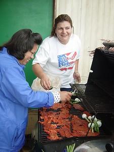 Gregoria & Maria May14th 2003