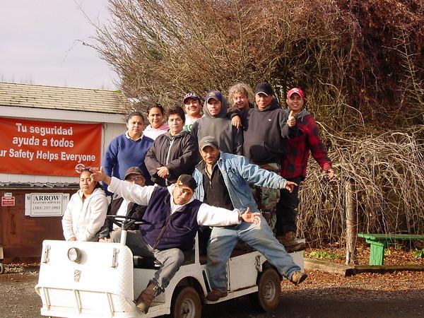 DRIVE SAFELY!! December 21st 2007.