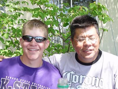 Curtis & Carlos, May 24th 2007
