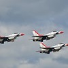 Last but not least! The United States Air Force Thunderbirds!