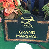 Images taken while Dr. Goodall was visiting her Grand Marshal Rose Parade carriage the evening before the big day.