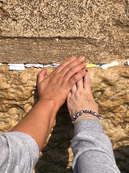 Day One - JHF Israel Mission 2018