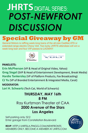 Post-New-Upfront Discussion 5-16-13