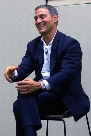 A Conversation with Ari Emanuel