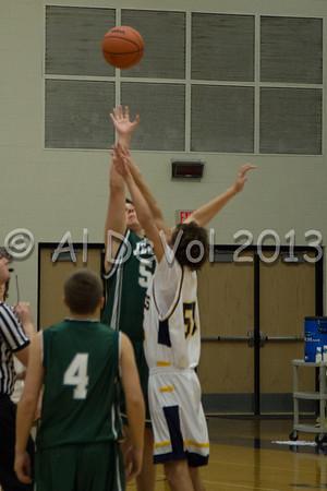 JHS Boys Fr Basketball 2012-13