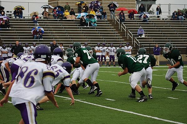 JHS Freshman Football 2008