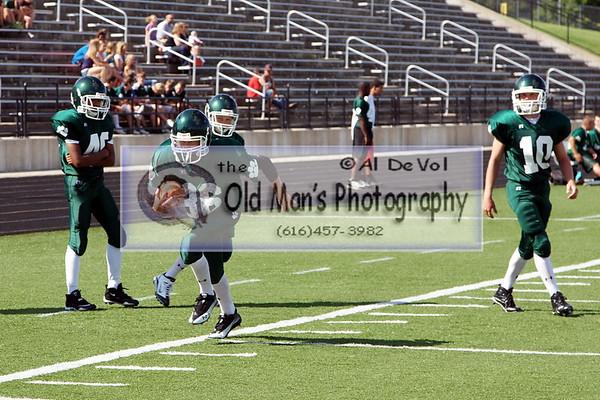 JHS Freshman Football 2010
