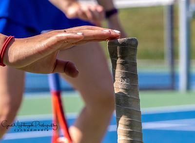 JHS Girls Tennis