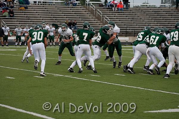JHS JV Football 2009