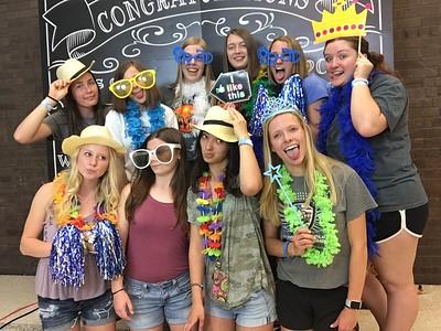 2018  JHS Senior Party