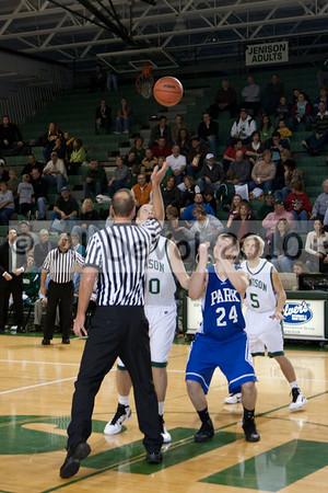 JHS Boys Varsity Basketball 2010-11