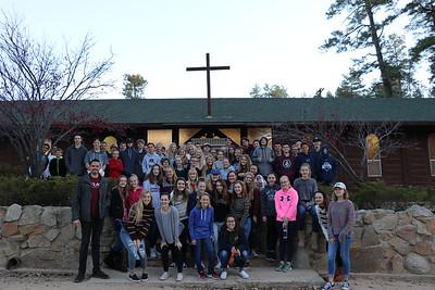 Junior High Winter Retreat 2017