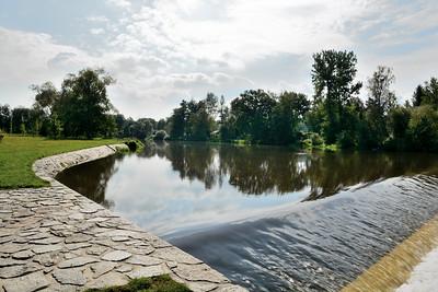 Lužnice River