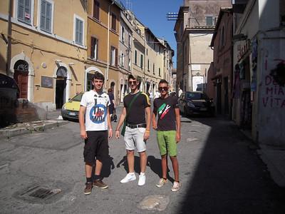 Jimmy's Euro Trip Summer 2011