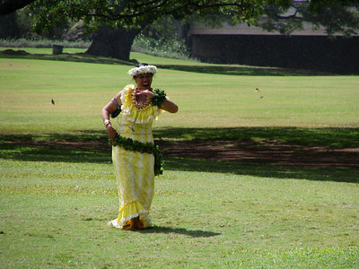 Yash, Moanalua Garden, Honolulu