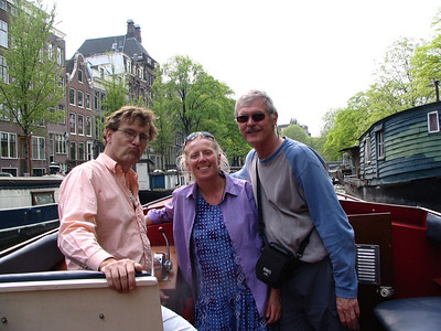 A day with Paul in  A'dam