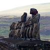 Moai Statues - Easter Island