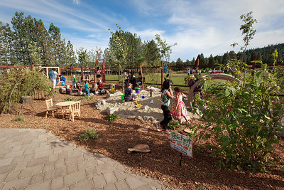Outdoor Nature Play Area