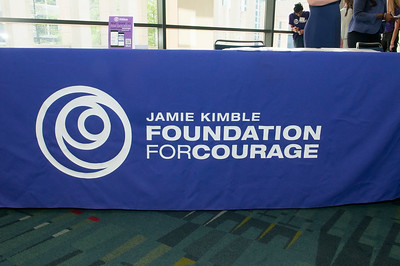 Jamie Kimble Foundation Luncheon @ Charlotte Convention Center 4-19-18 by Jon Strayhorn