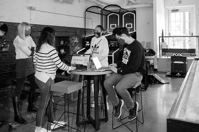 JKFFC BTS Teens For Courage Virtual Summit @ el Thrifty 2-4-2021 by Jon Strayhorn
