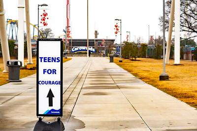 JKFFC Teens For Courage Summit 2-1-20 @ Carowinds by Jon Strayhorn