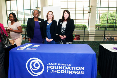 Jamie Kimble's Foundation 3rd Annual Women for Courage Luncheon @ Charlotte Convention Center 4-5-17 by Jon Strayhorn
