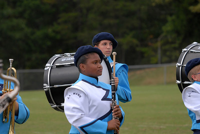 Band Competition in Mauldin, 2008