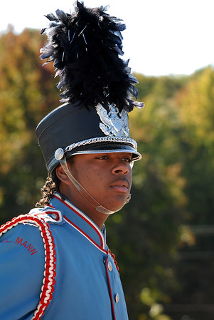 JL Mann Marching Band Competition 2006-2007