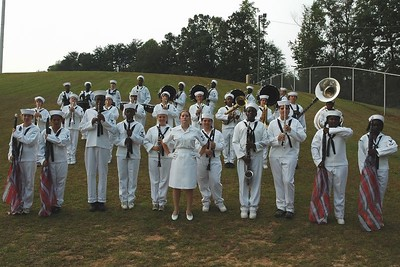 JL Mann Band  Competition (Broome)