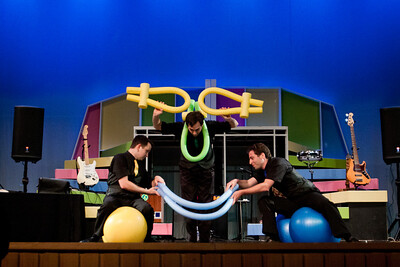 2012 Juggling Life Benefit Show