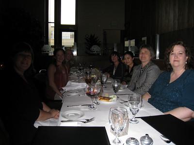 JLPA-MP 2007-2008 Communications Council April 2008 Dinner
