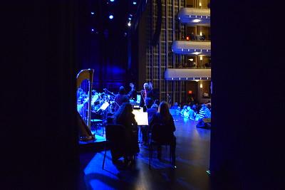 JM backstage in Las Vegas