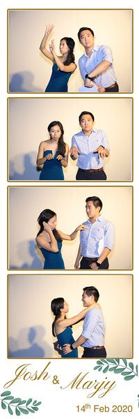 Josh & Marjy wedding @ Ana Mandara Villas Dalat Resort & Spa | wedding instant print photo booth in Da Lat | Photobooth Da Lat