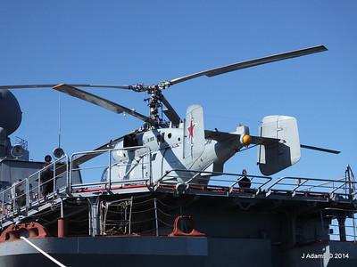 Kamov KA-27PL Helicopter RFS MOSKVA Corfu JMA 26-09-2014 16-12-11