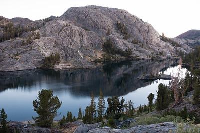 Sunrise, Garnet Lake
