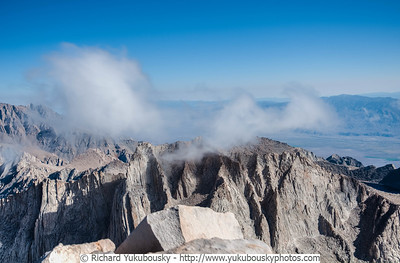 Summit of Mt Whitney