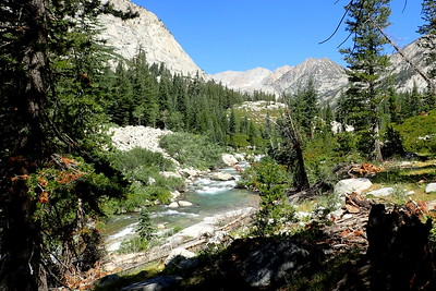 Middle Fork Kings River. Photo by Chuck Haak.
