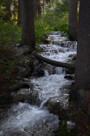 This might be Glacier Creek.