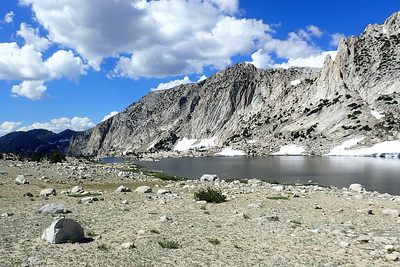 Silver Pass Lake. Photo by Chuck Haak.