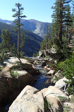 Silver Pass Creek. Photo by Chuck Haak.