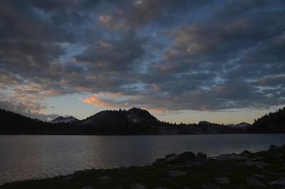 Lake Virginia sunrise.