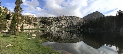 Soldier Lake panorama
