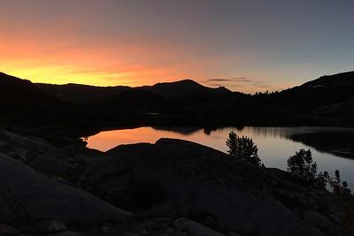 Day 19 sunrise.