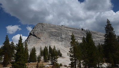 Lembert Dome in Tuolumne Meadows.