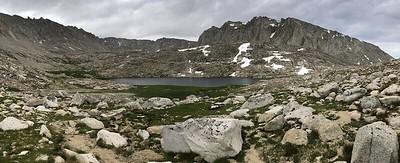 Guitar Lake panorama