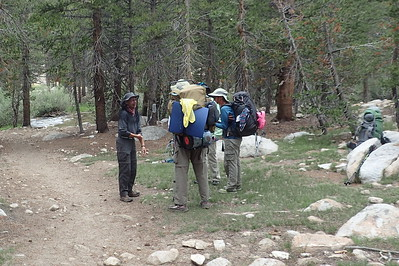 If I recall correctly, these fellow hikers were from the Grand Rapids, Michigan area.