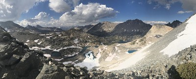 Glen Pass panorama
